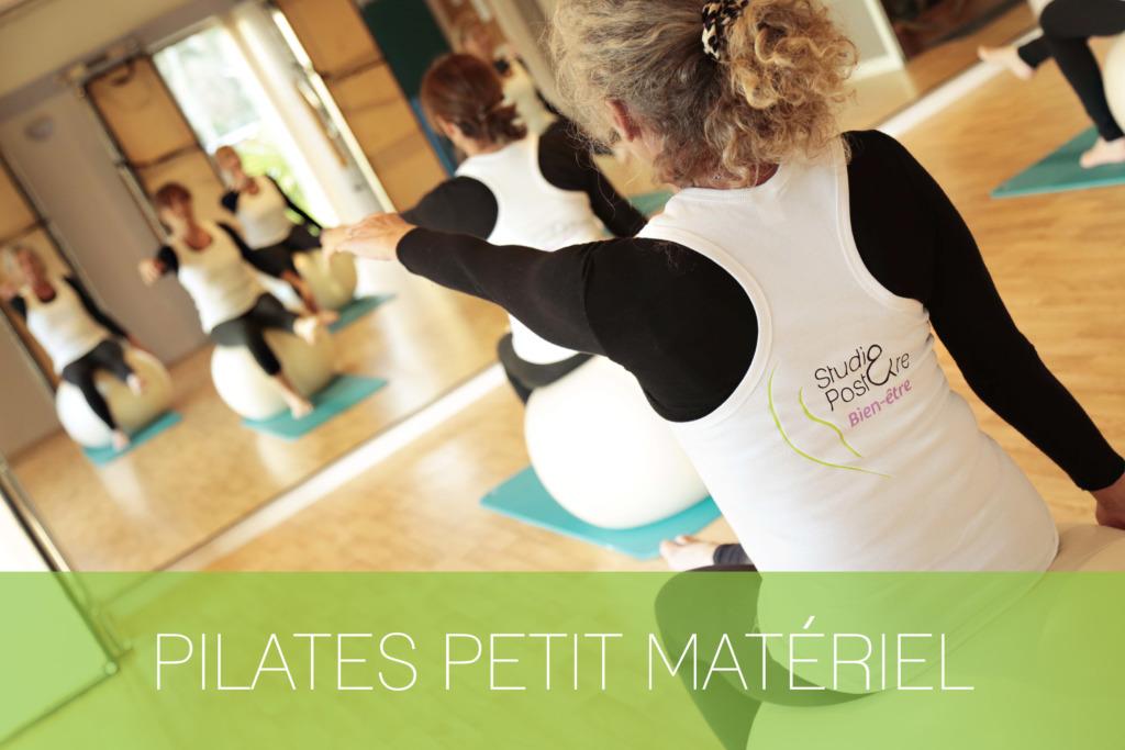 Pilates petit matériel